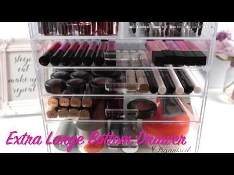 Organised Beauty 6 Tier Makeup Organiser