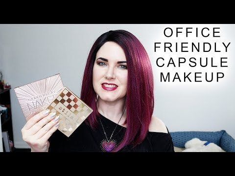 Office Friendly Capsule Makeup Collection