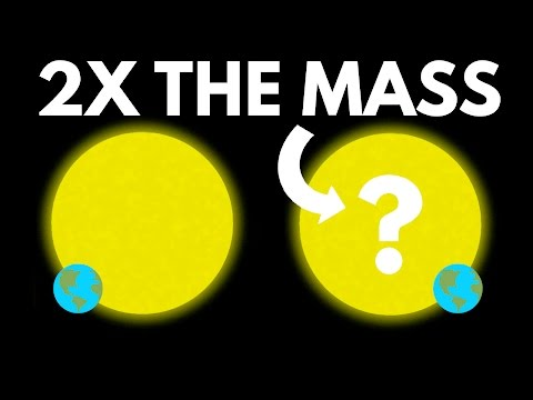 What If The Sun Doubled In Mass?
