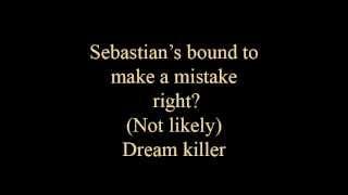 Just one mistake - lyrics
