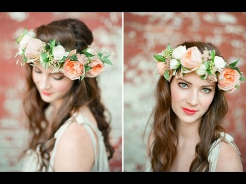 How To Make A Headband Hair Band With Flower   DIY   Do It Yourself