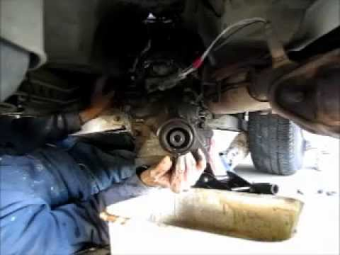 Ford Ranger Transmission Removal - Quick And Easy