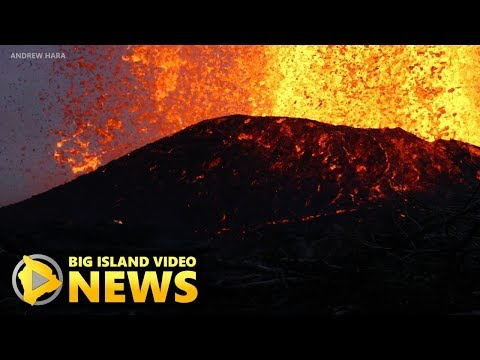 Hawaii Eruption Update, 11 am Conference Call (May 31, 2018)