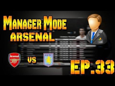 FIFA 13 - Career Mode - Arsenal