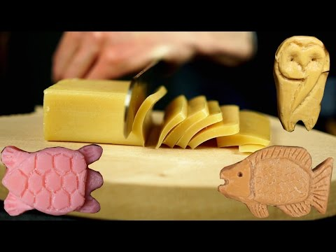 ASMR Soap carving 2