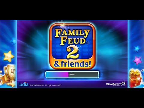 Family Feud 2 & Friends #1