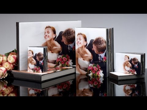 Easily order your Premium Photobooks & Wedding Albums from Photo Productions
