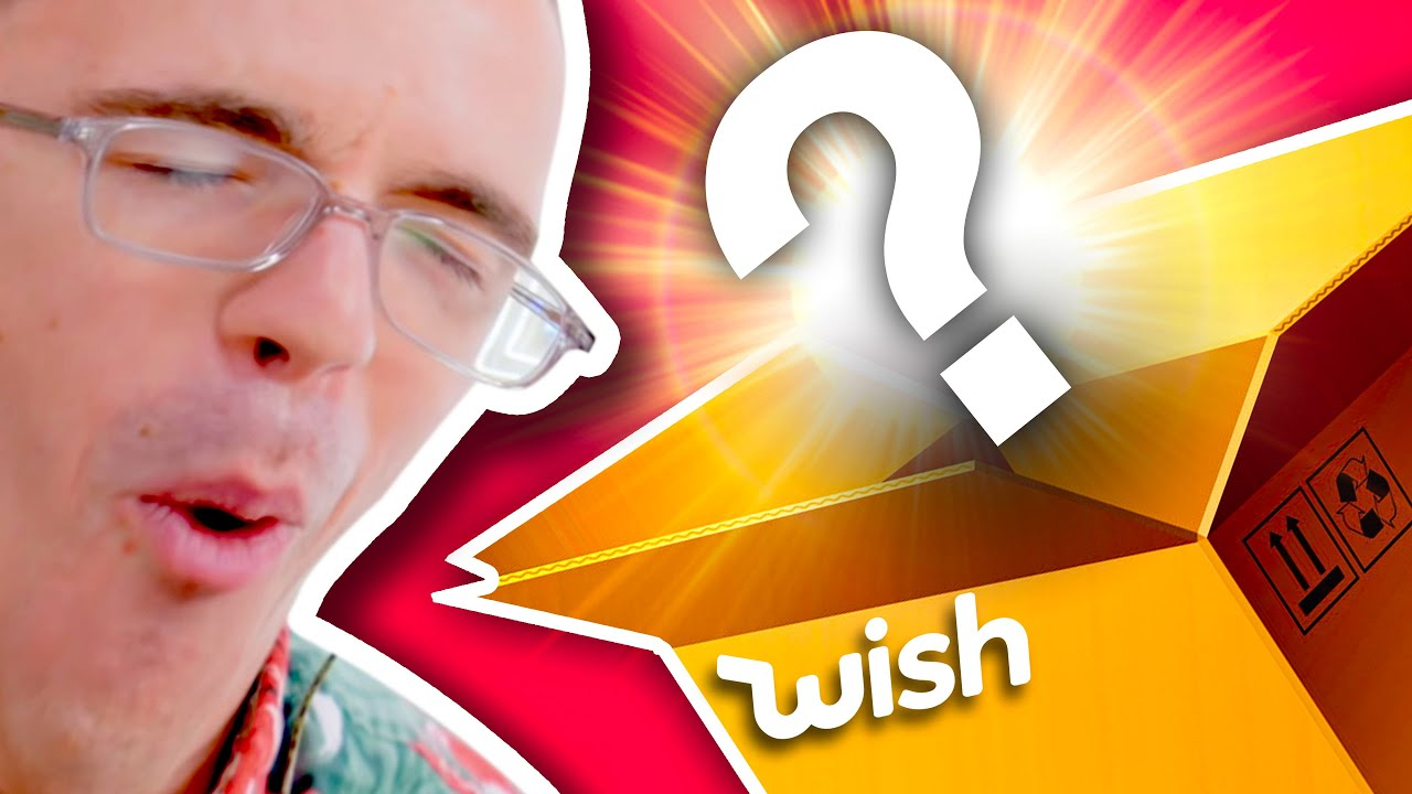 I got SCAMMED by Wish...