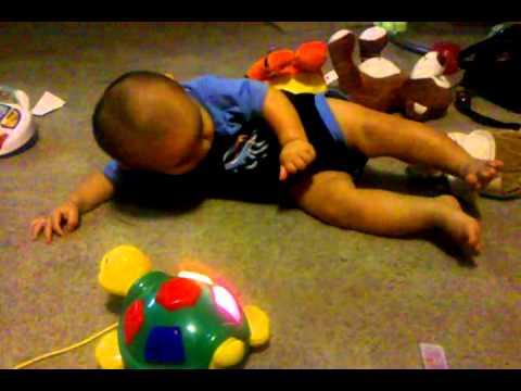 autism in baby