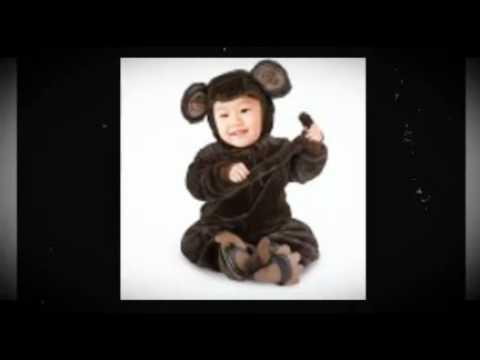 Monkey Costume Child