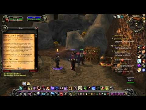 Let's Play World Of Warcraft Part37 Burning Steppes So Many Blackrocks