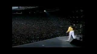 Queen Under Pressure Live At Wembley Stadium Saturday 12 July 1986