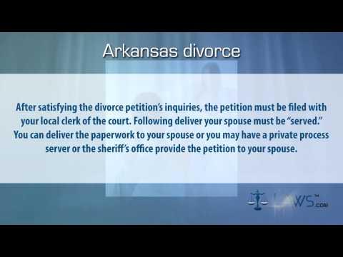 Arkansas divorce