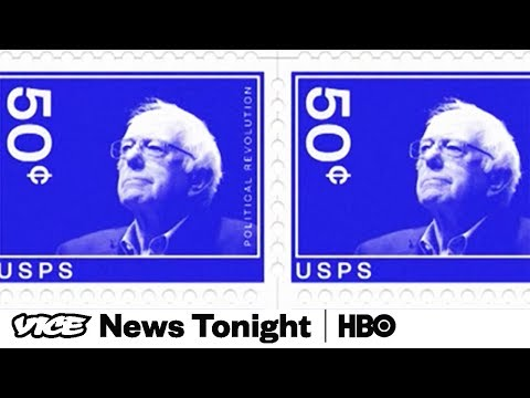 Bernie Sanders Has A Plan To Save The Postal Service (HBO)