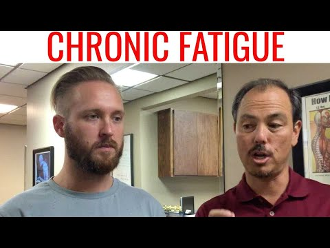 CHRONIC FATIGUE SYNDROME, SNORING, & PARESTHESIA fixed with Chiropractic Adjustments.