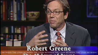 Robert Greene 48 Laws of Power on BETWEEN THE LINES