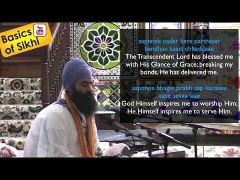 Guru saved me! Katha @ Nanaksar, Southall