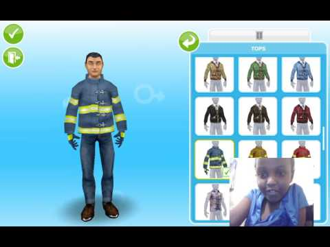 Changing sims clothes   sims #2