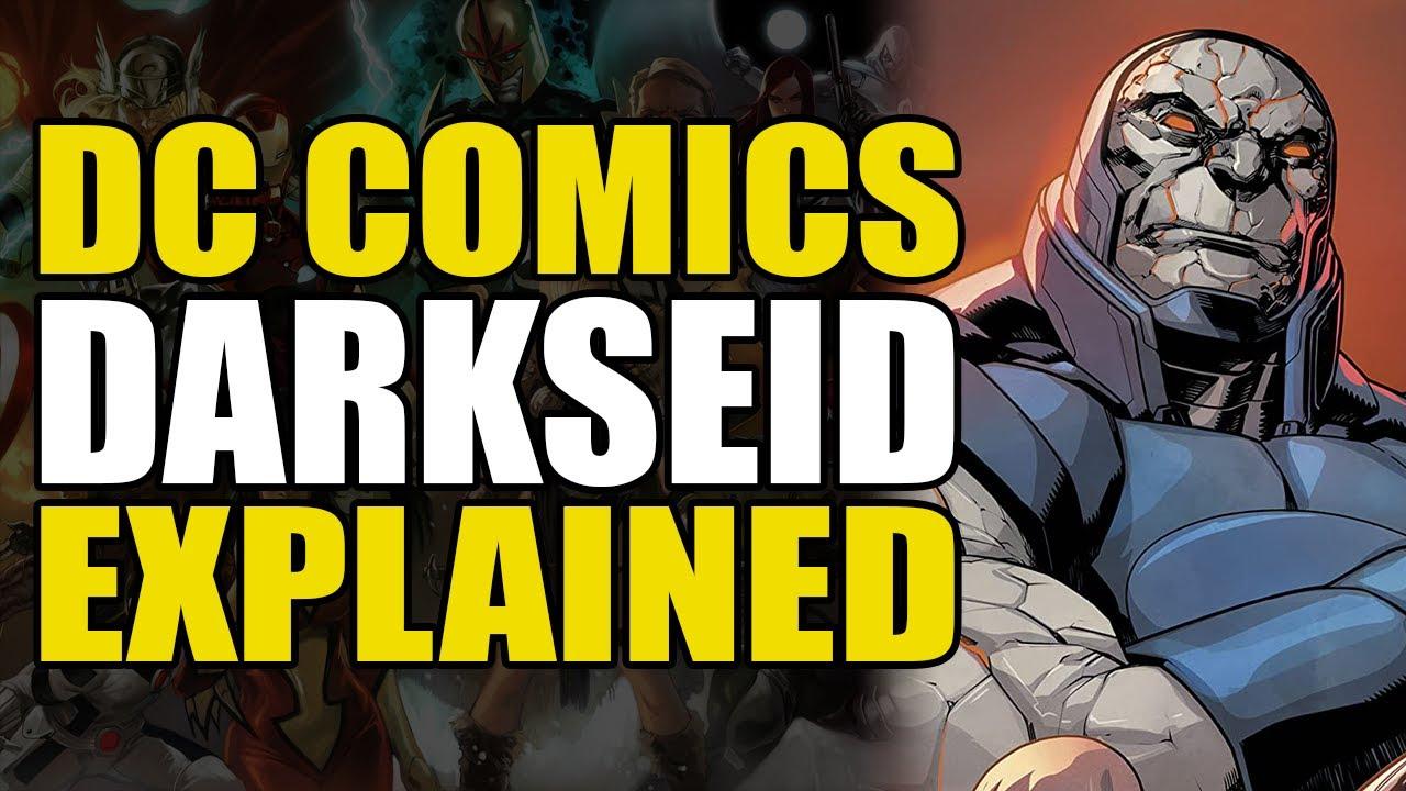 DC Comics: Darkseid Explained | Comics Explained