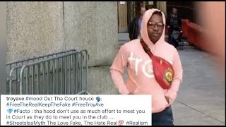 """Troy Ave Walks Out Of Court Room & Admits He Had To Do What He Had To Do, """"The Streets Are A Myth"""""""