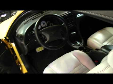 99-Mustang GT Saleen convertible