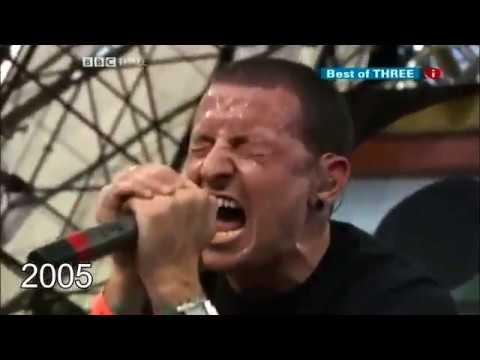 Linkin Park - Faint - Scream Evolution (2003-2017)