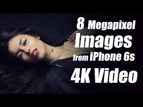 How to Get a Still Image from a 4K Video (iPhone) + Retouching Tutorial