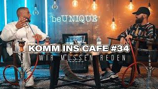 komm ins cafe wir müssen reden