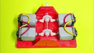 3 Amazing Hacks with Motor