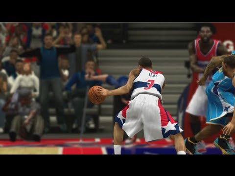 NBA 2K13 MY CAREER - John Wall Gets Cocky Live Commentary | Roast of Greivis Vasquez