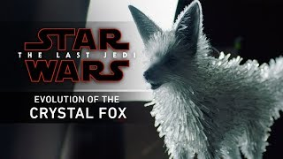 Star Wars: The Last Jedi | Evolution of the Crystal Fox