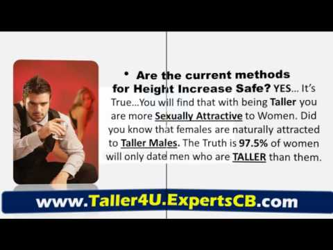How to get taller naturally - how to increase height