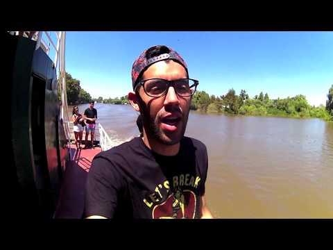 Un día Tigre, Argentina | Paseo por el Río Delta.