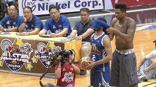 Slam Dunk Challenge | PBA All-Star 2015