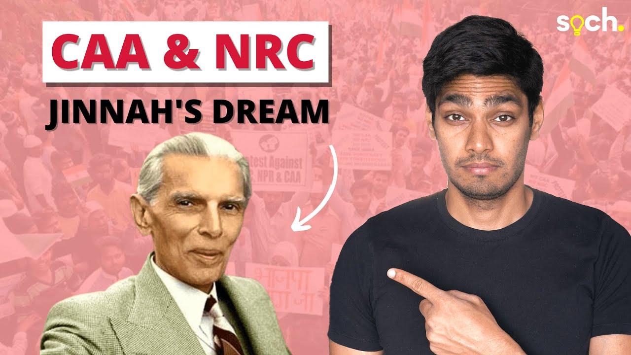 Why CAB and NRC would make Jinnah proud