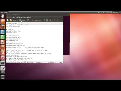 How to Install OpenSSH to Ubuntu
