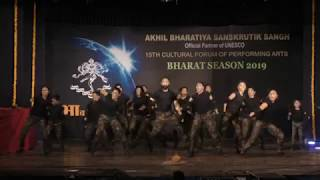 Jagga jiteya | Challa | Main lad jana | Group dance performance | Vajra Studio of Dance