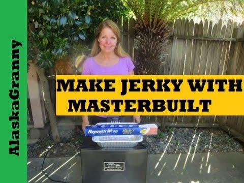 How To Make Jerky On The Masterbuilt Smoker