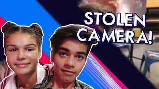 Tillie Vlogs: Nate Steals The Camera - Almost Never | Season One