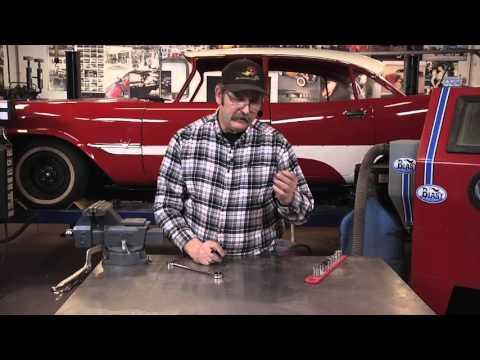 Classic Car Tools: Marking Sockets