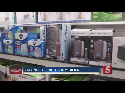 Learn How To Buy The Right Humidifier