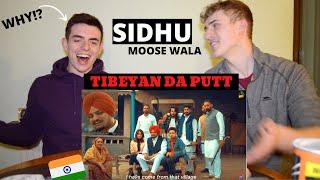 SIDHU MOOSE WALA - TIBEYAN DA PUTT (Official Video) | GILLTYYY REACT