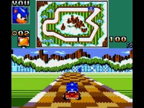 Sonic Drift 2 - Hill Top music