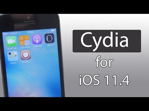Download and Install Cydia for iOS 11.4 [Just Released, 100% Working]