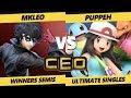CEO 2019 SSBU - FOX | MkLeo (Joker) Vs. Puppeh (PT) Smash Ultimate Tournament Winners Semis