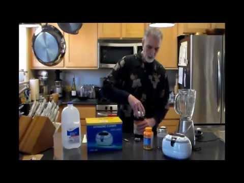 Liposomal Encapsulated Vitamin C - You can make this stuff at Home