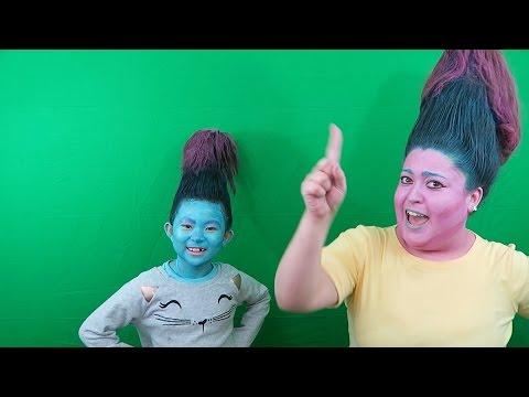 Troll Hair, Don't Care!