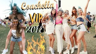 Coachella Day 1 VIP Experience! Katie Betzing