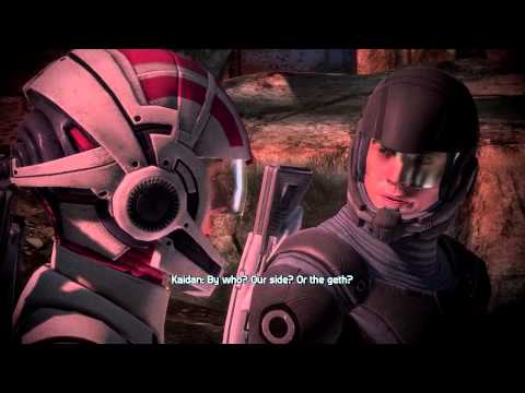 Mass Effect 1 - Playthrough - Part 1 - The Beacon - No Commentary