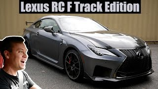 Review: 2020 Lexus RC F Track Edition - Is it worth 96k?!?